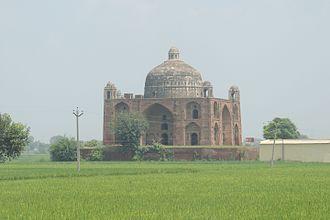 Rauza Sharif - Full View Tomb of Ustad