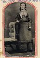 Full length portrait of a standing girl, ca. 1856-1900. (4731903247).jpg