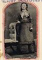 Full length portrait of a standing girl, ca. 1856-1900. (4731903247).jpg