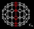 Fullerene C70.png