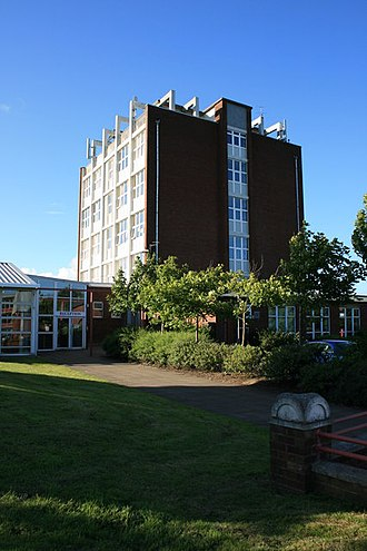 Furness Academy - Image: Furness Academy North Site