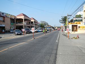 Bacnotan - Bacnotan town center