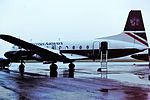 G-ATMJ HS748 British Airways CVT 24-12-85 (23893362700).jpg
