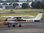 G-CGFG Cessna 152 Shoreham Flying Club Ltd (36068411831).jpg