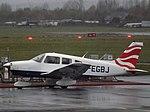 G-EGBJ Piper Cherokee Warrior 28 (30897642686).jpg