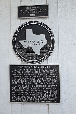 Photo of Black plaque number 21484