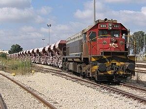 Israel Railways - Image: G26 Lod 11 08 06