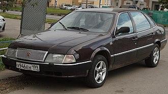 GAZ-3105 - GAZ-3105 Volga (1992-1996)