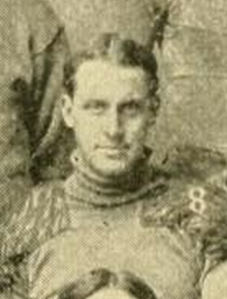 G. O. Dietz - Dietz pictured on the 1901 Northwestern Team
