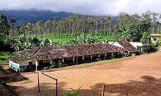 Meppadi - School on Chundale Road, Meppadi