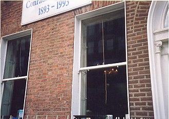 Conradh na Gaeilge - Conradh na Gaeilge in Dublin