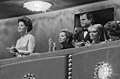 Gala opening of J.F.K. Performing Arts Center (Presidential box - Kennedy family, including Rose Kennedy) (cropped1).jpg