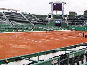Westside Tennis Club - Former center stadium court