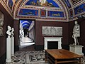 Gallery with hallway - Thorvaldsens Museum - DSC08568.JPG