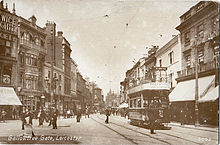 Leicester Corporation Tramways Wikipedia