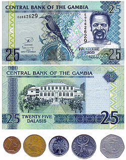Gambian dalasi