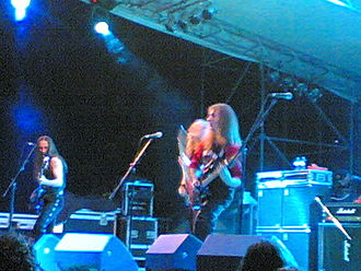 Agglutination Metal Festival - Gamma Ray at the Agglutination Metal Festival 2007