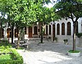 Garden of the Roman Catholic church of Antakya (Antioch). Hatay province, Turkey - panoramio.jpg