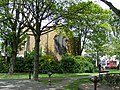 Gardens and rear of Sheerness Parish Church - geograph.org.uk - 1285625.jpg
