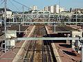 Gare de Pontoise - Mai 2012 - Pont et tours de saint-ouen l aumone.jpg