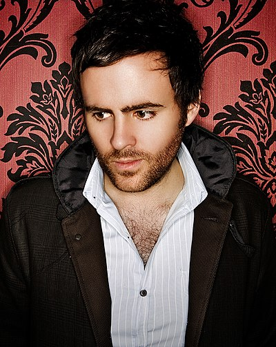 Picture of a band or musician: Gareth Emery