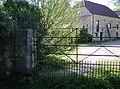 Gate at Nettleton Mill - geograph.org.uk - 489023.jpg