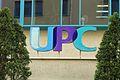 Gdańsk ulica Czyżewskiego 40 (logo UPC).JPG