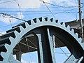 Gear from old Spokane Street Bridge (6111564264).jpg