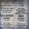Gedenksteine für Familie Kunke.JPG