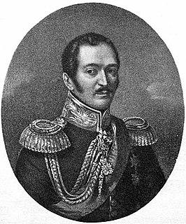 Nikita Pankratiev Imperial Russian general-lieutenant