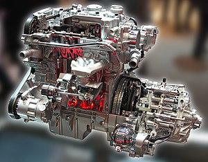 Alfa Romeo 4C -  4 cylinder 1750 TBi (direct injection turbo)