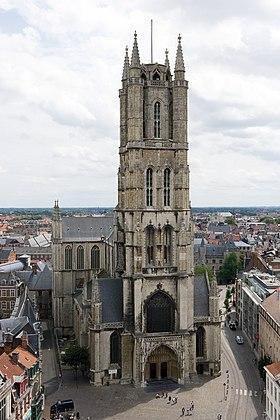 Image illustrative de l'article Cathédrale Saint-Bavon de Gand