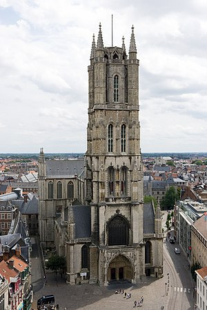 Roman Catholic Diocese of Ghent - Saint Bavo Cathedral in Ghent