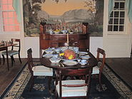George Clinton Room at Fraunces Tavern in New York City