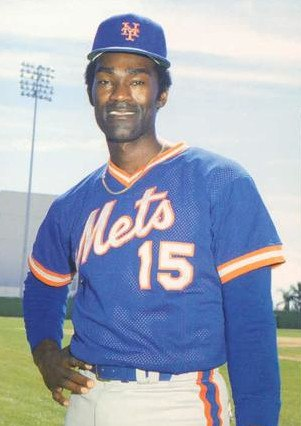 George Foster 1986