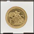 George III pattern sovereign with St. George reverse MET DP100375.jpg