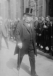 Clemenceau as Prime Minister of France 7470a6b28f80