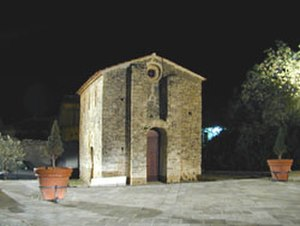 Gerace - Church of San Giovannello.