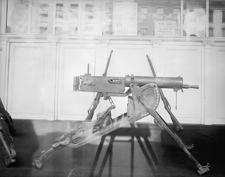 File:German MG08 Machine Gun.jpg