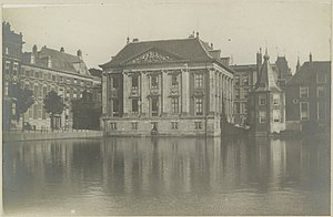 Timeline of The Hague