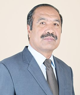 Ghulam Ali Wahdat