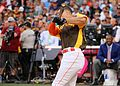 Giancarlo Stanton competes in final round of the '16 T-Mobile -HRDerby (28535732246).jpg