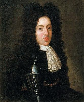 Gian Gastone de' Medici, Grand Duke of Tuscany - Image: Giangastone de' Medici