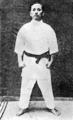Gichin Funakoshi - Heian Nidan (Yoi).png