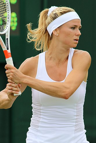 Camila Giorgi - Giorgi at the 2017 Wimbledon Championships