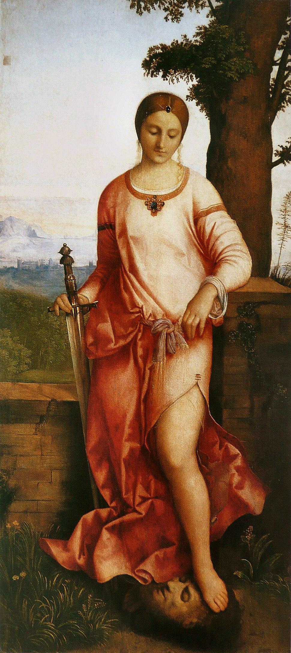 Giorgione - Judith