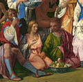 Giovanni Bellini and Titian - The Feast of the Gods - Detail- Lovers.jpg