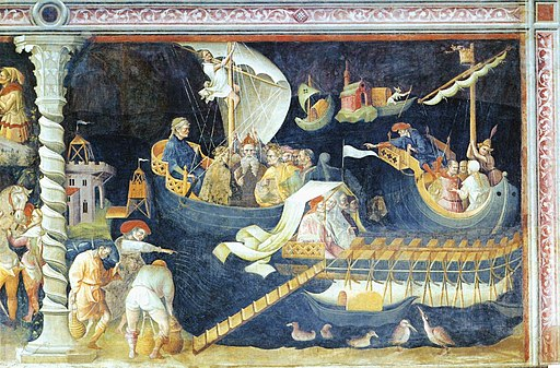 Giovanni Da Modena - The Return of the Magi - WGA09416