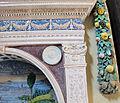 Giovanni della robbia, lavabo della sagrestia di smn, 1499, 04.JPG