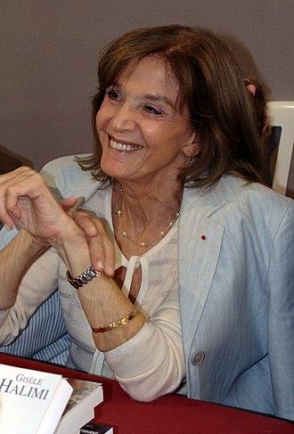 Gisèle Halimi - Gisele Halimi